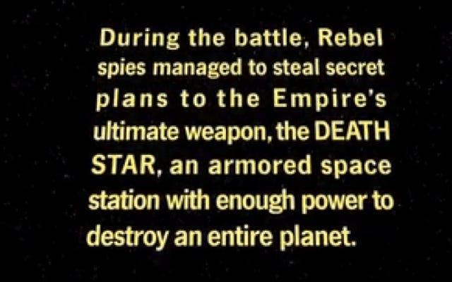 Finalmente, podríamos saber cómo Rogue One está manejando su rastreo de apertura