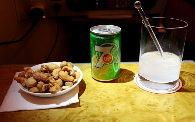 航空会社に食物アレルギーに対応させる方法