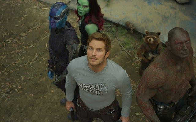 J'ai vu Guardians of the Galaxy Vol.2, un film qui prend le risque de faire quelque chose de différent et finit par être génial
