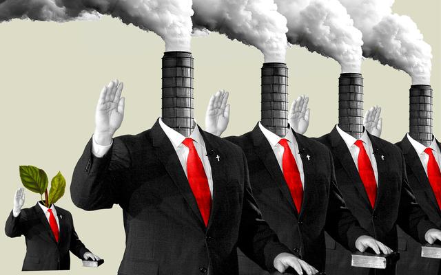 कैसे जीवाश्म ईंधन पैसा बनाया जलवायु परिवर्तन भगवान के शब्द इनकार