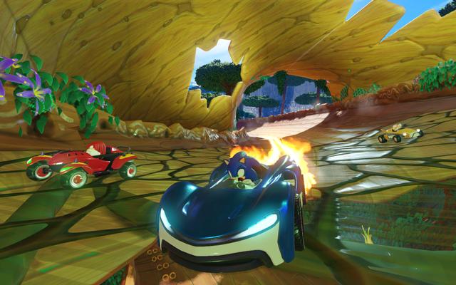 Walmart Leak révèle Team Sonic Racing [MISE À JOUR: Confirmée]