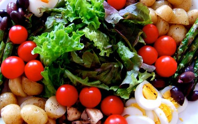 En Sevdiğiniz Salata Türü Nedir?