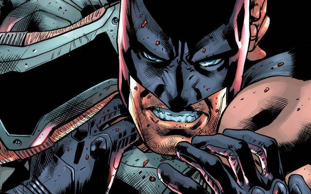 Alfred se moque du chevalier noir dans cette exclusivité de Batman's Grave