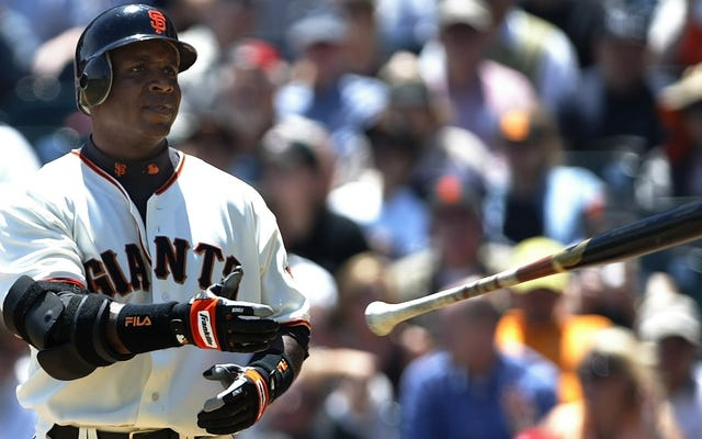 """Barry Bonds On Public Person: """"I Was A Dumbass"""""""