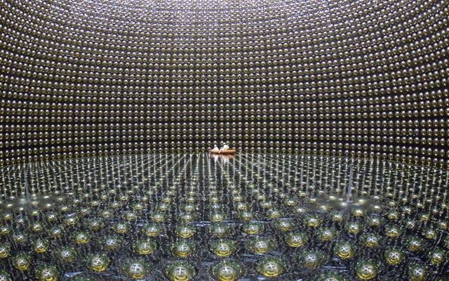すべての反物質はどこに行きましたか?科学者は発見に近づいています