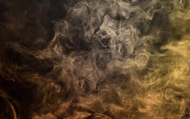電子タバコの香料は血管に害を及ぼす可能性があります