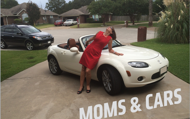 Comment votre mère a-t-elle influencé votre amour pour les voitures?
