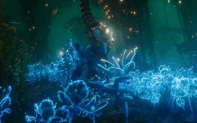 La valeriana di Luc Besson sembra che tutti i tuoi sogni di fantascienza si avverino