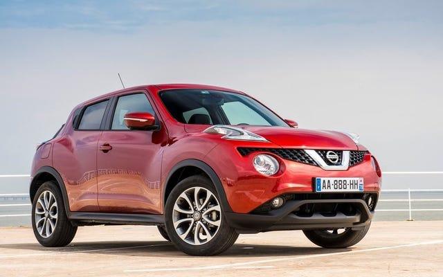 Ölü: Nissan Juke