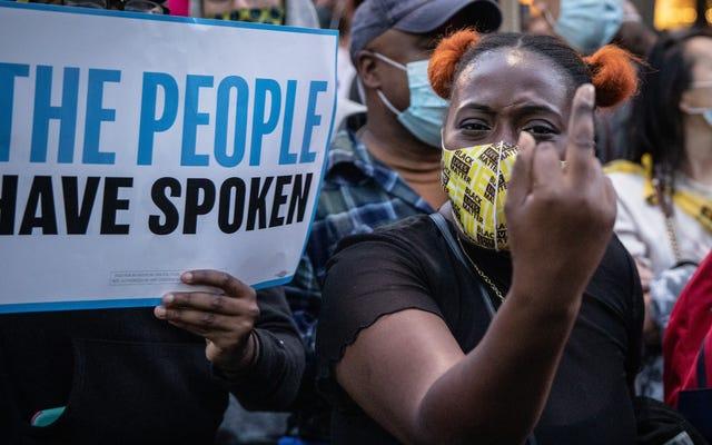 L'unité est pour les Blancs: pourquoi Joe Biden ne peut pas unir le pays