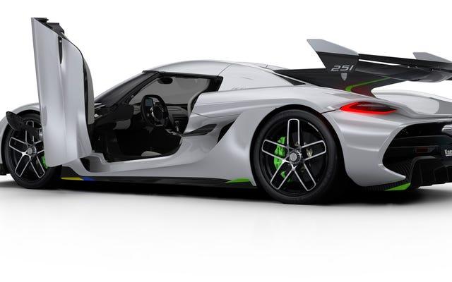 Đây là cách động cơ V8 tăng áp kép 1.600 mã lực của Koenigsegg Jesko thậm chí còn tốt hơn cả Regera