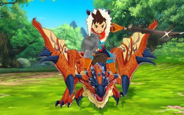 Monster Hunter Stories to najlepsza gra Pokémon, w jaką kiedykolwiek grałem