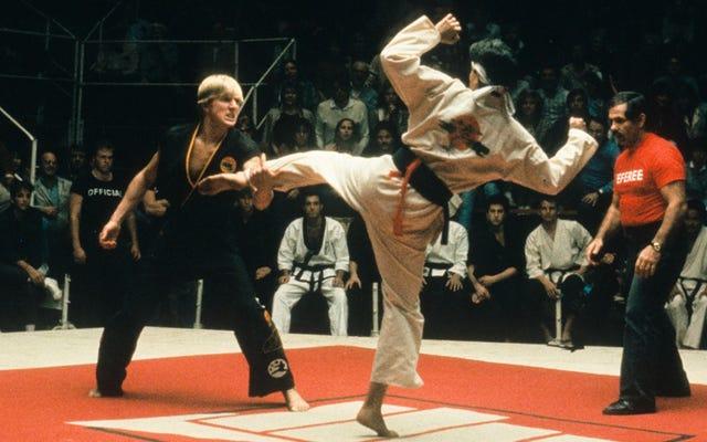 Aquí está quién se unirá a Daniel y Johnny en la nueva serie de YouTube de Karate Kid