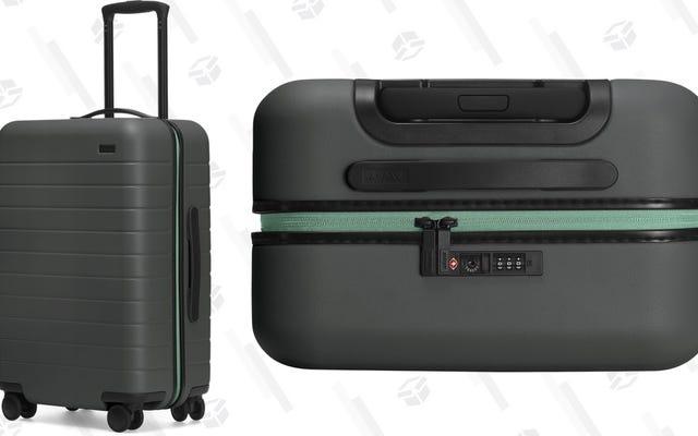 Away annuncia il rinnovato Amex Green con alcuni bagagli in edizione limitata