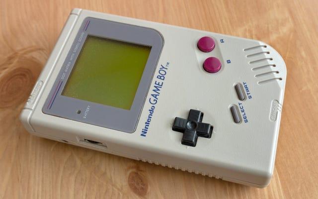 Nintendo abrió su escondite secreto de Game Boy para ayudar a un fan de 95 años