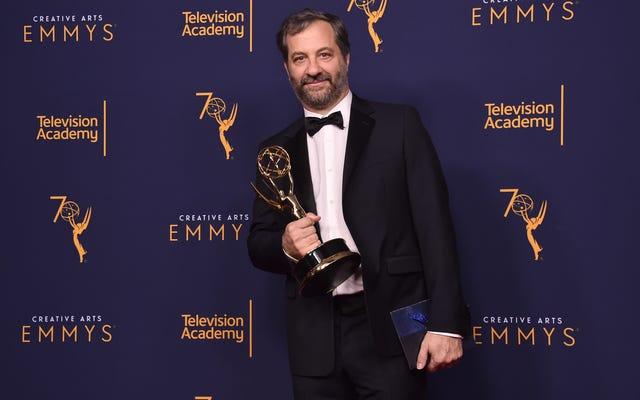 ジャド・アパトウはワーナー・ブラザースと言います。HBO Maxのリリース計画は、クリエイターに「見事な軽蔑」を示しています