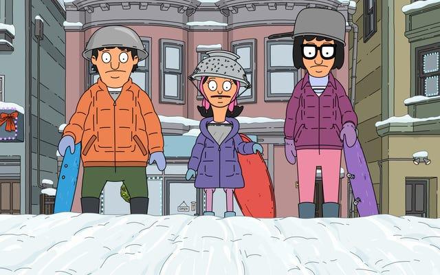 Fox renouvelle Bob's Burgers et Family Guy, donc au moins les Simpsons auront toujours de la compagnie