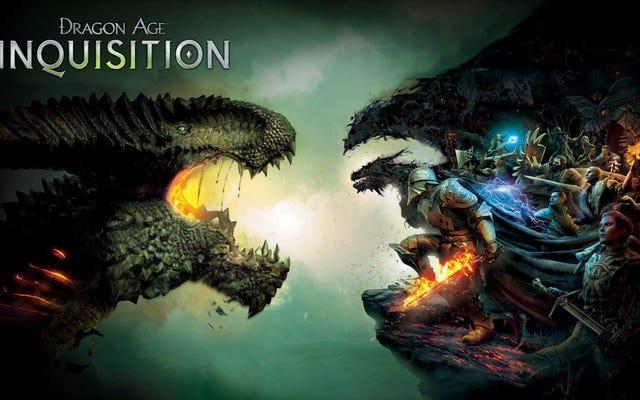ドラゴンエイジは初めてですか?3番目のゲームである異端審問から始める