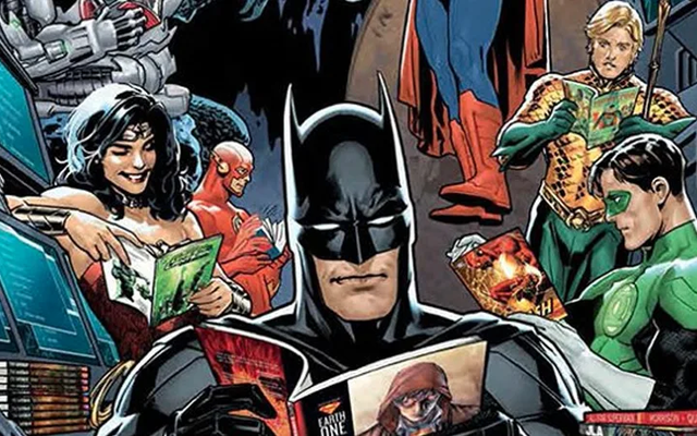 Спустя 25 лет DC разорвала отношения с крупнейшим дистрибьютором комиксов в Америке