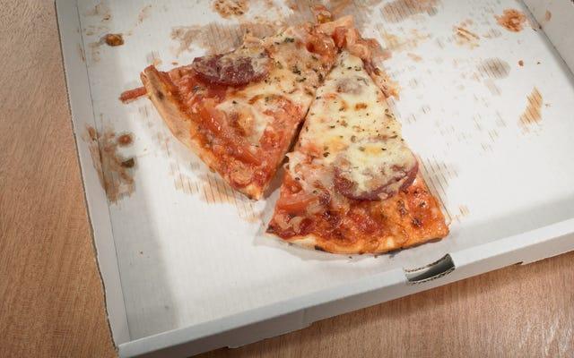 Estados Unidos continúa su insaciable búsqueda de pizza