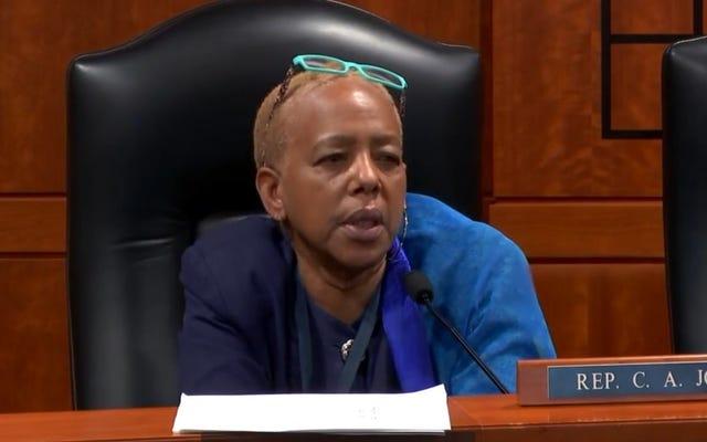 黒人デトロイト議員は、広範囲にわたる不正投票の主張を楽しませることを拒否したことで人種差別的な脅迫を受ける