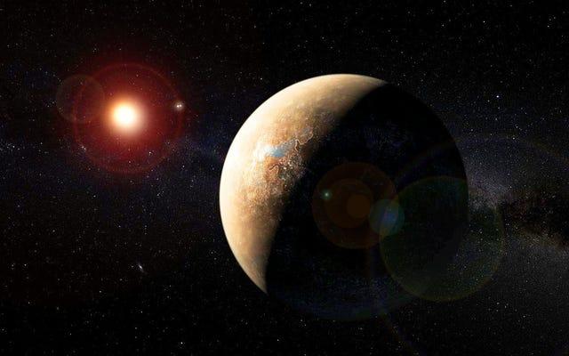 次のb、地球に最も近い外惑星は、太陽のフレアにもかかわらず居住可能である可能性があります
