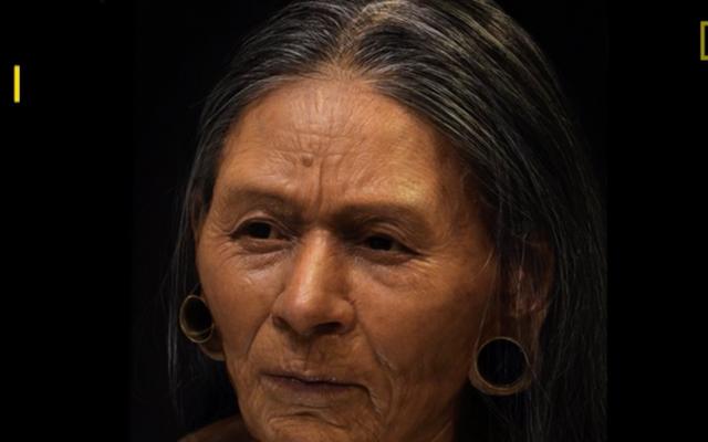 Arqueólogos reconstruyen el rostro de la antigua y sumamente aspiracional 'Reina Huarmey' que bebe chicha