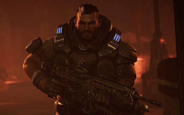 วิธีการทำงานสั้น ๆ ของเจ้านายตัวแรกที่น่าผิดหวังของ Gears Tactics