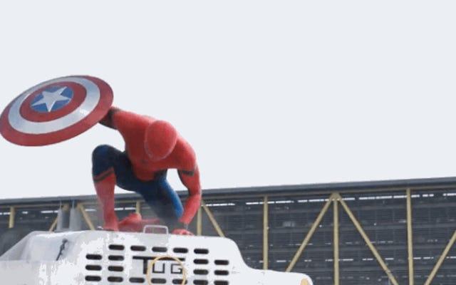 मार्वल की स्पाइडर-मैन मूवी को स्पाइडर-मैन कहा जा रहा है: घर वापसी