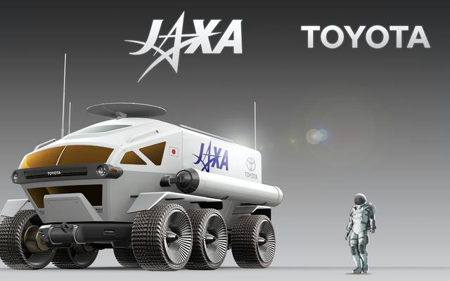 Toyota envisage de se lancer dans le secteur des voitures spatiales