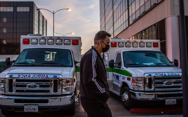 クラッシュで負傷しましたか?一部の病院は保険をスキップし、賃金と家を差し押さえることになります