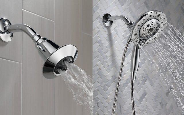 Tus cabezales de ducha favoritos están de nuevo a la venta, incluido nuestro producto más vendido por solo $ 16