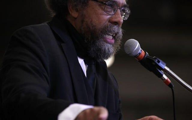 """Cornel West dit qu'Hillary Clinton est le """"Milli Vanilli de la politique américaine"""""""