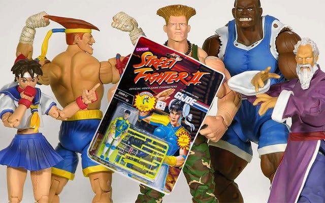 25 Tahun Mainan Street Fighter, Dimulai Dengan Yang Terburuk