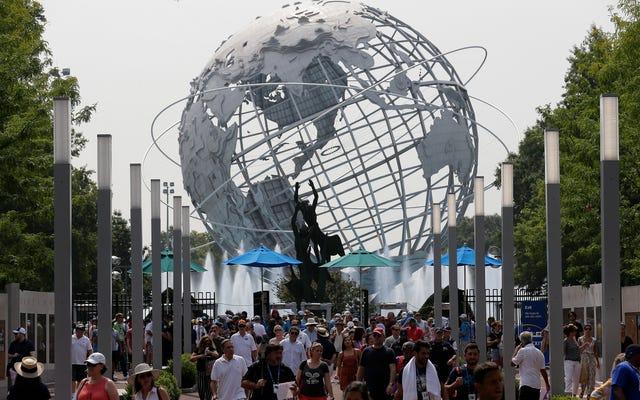 Come partecipare agli US Open e sopravvivere