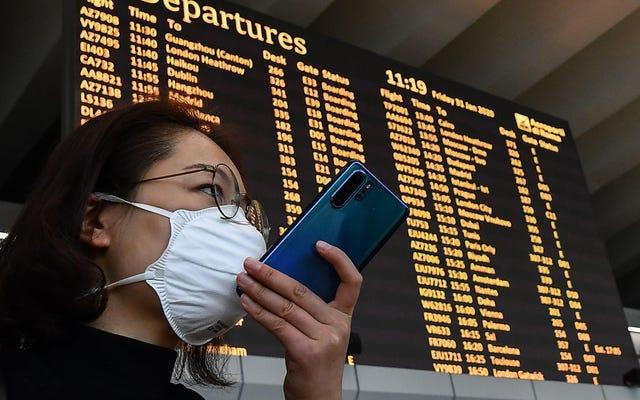 Delta, American, dan United Membatalkan Semua Penerbangan Ke dan Dari China selama Berbulan-bulan karena Korban Kematian Virus Corona Mencapai 213 [Diperbarui]