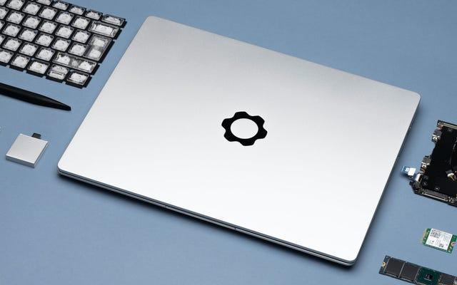 Почему да, я хотел бы создать свой собственный настраиваемый, модернизируемый, полностью ремонтируемый ноутбук