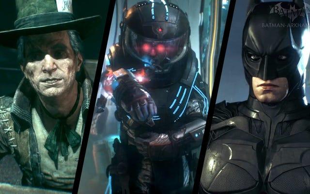 Il grande DLC di fine stagione di Arkham Knight arriverà domani