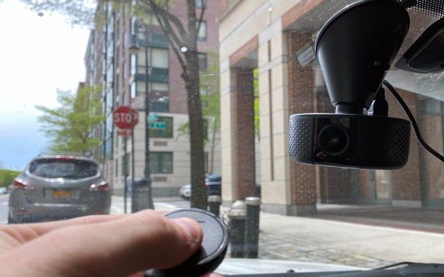 Vavaの4Kダッシュカムは、ニューヨークの無法で空の街をキャプチャするのに役立ちました