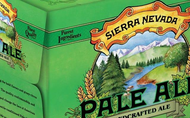 シエラネバダは割れたガラスについての懸念をめぐって36州でビールをリコール