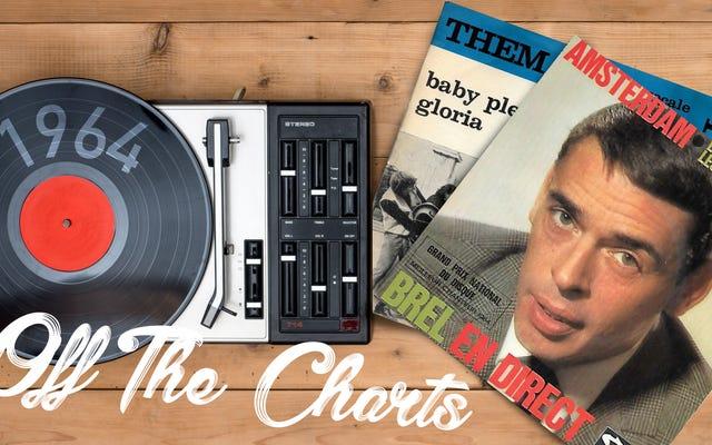 Au-delà des Beatles: les protopunks, les classiques français et les pionniers du ska de 1964