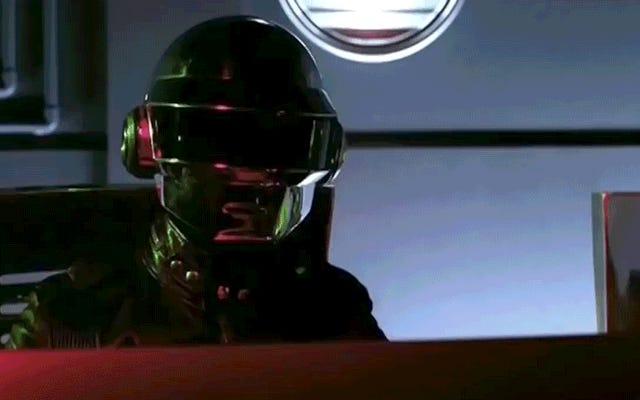 C'est de là que viennent tous les échantillons incroyablement accrocheurs de Daft Punk