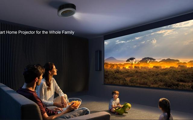 Anker's arrive sur le marché des projecteurs de cinéma maison en grand