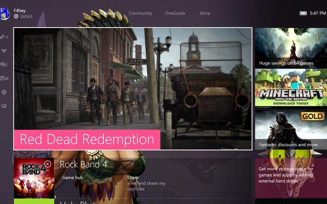Xbox Oneでレッドデッドリデンプションを実行する方法[更新:動作しなくなりました]