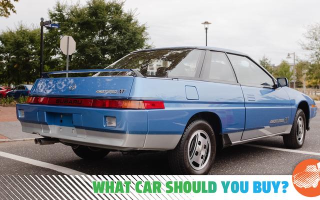 ¡Estoy buscando un auto estilo Radwood para el día ocasional de la pista por menos de $ 10,000! ¿Que deberia comprar?