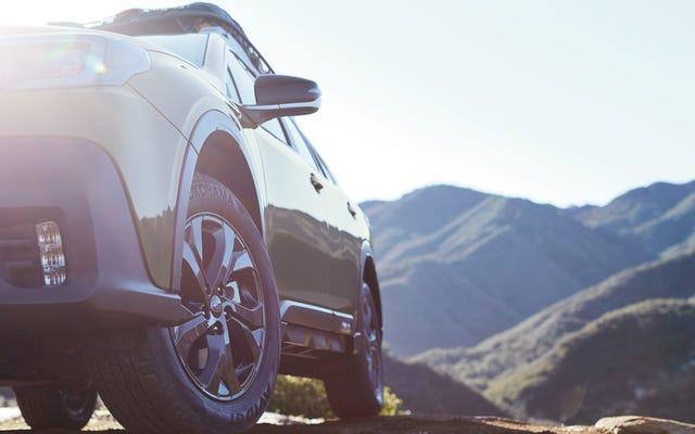 Le Subaru Outback 2020 est presque là