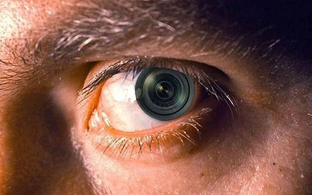 人間の目の真の解像度は何ですか