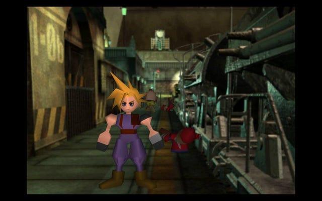 22年後、任天堂はファイナルファンタジーVIIを手に入れる