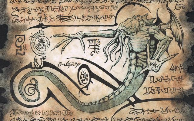 Подлинная история Некрономикона, книги мертвых, которую многие до сих пор считают реальной