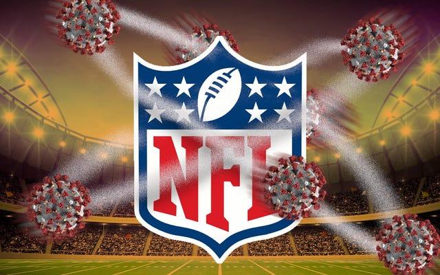 NFL zakończyło sezon, co nie jest osiągnięciem